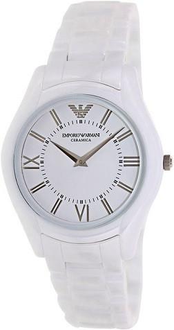 Emporio Armani Women s Ceramica White Ceramic Watch AR1443 43653f1975