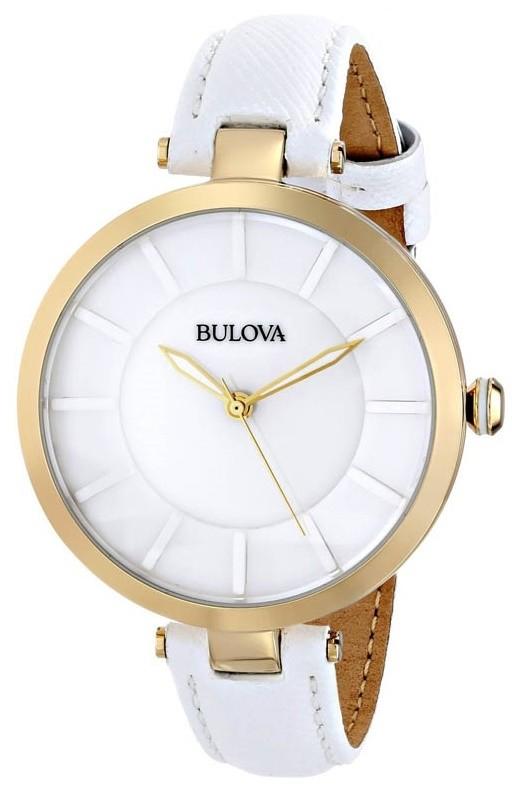 Bulova 97L140 Women's Stainless Steel Watch