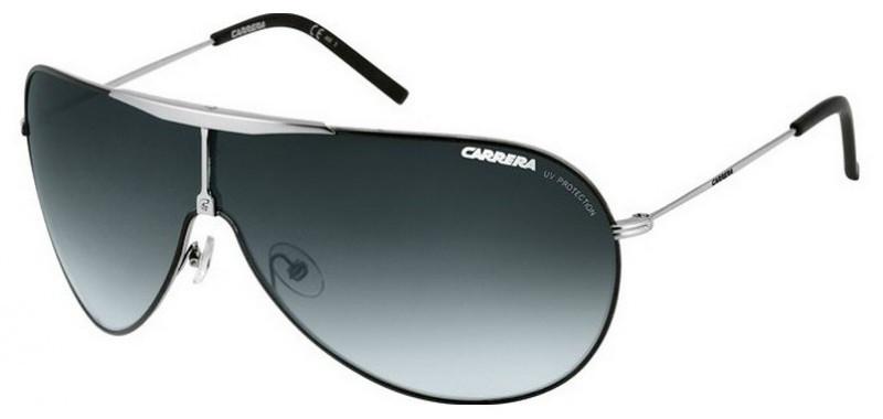 Carrera Unisex Aviator Full Rim Grey Sunglasses CARRERA 18 KYX/JJ