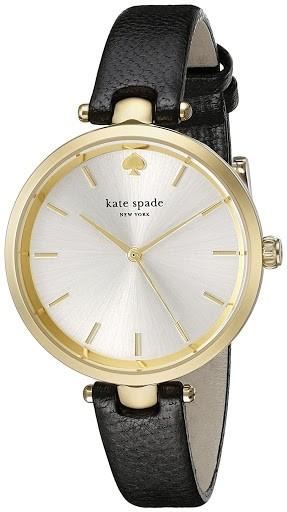 Kate Spade Women's Holland Gold Sunray Dial Watch 1YRU0811