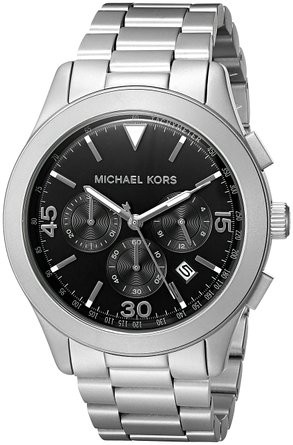 Michael Kors MK8469 Men's Gareth Quartz Stainless Steel Casual Watch