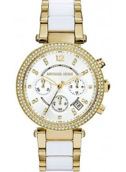 Michael Kors Women's Parker Two Tone Watch MK6119