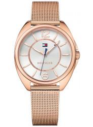 Tommy Hilfiger Women's Rose Gold Mesh Watch 1781697
