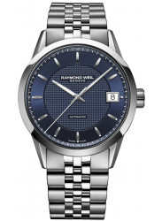 Raymond Weil Men's Freelancer Automatic Blue Dial Watch 2740-ST-50021