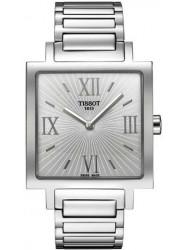 Tissot Women's Silver Dial Silver Tone Watch T034.309.11.033.00