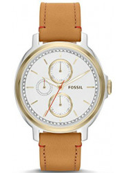Fossil Chelsey Brown Leather Women's Watch ES3523