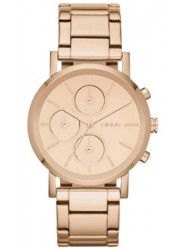 DKNY Women's Lexington Chronograph Rose Gold Watch NY8862