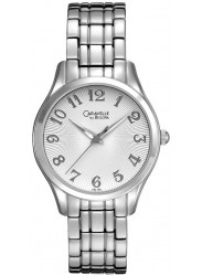 Caravelle Women's Silver Dial Stainless Steel Watch 43L136