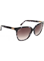 Gucci Women's Cat Eye Full Rim Blue Havana Sunglasses GG 3502/S WQW/K8