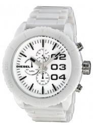 Diesel Men's White Dial White Ceramic Watch DZ4220