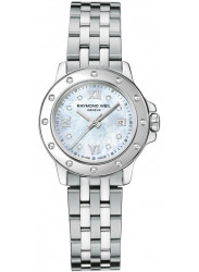 Raymond Weil Women's Tango Mother Of Pearl Dial Watch 5399-ST-00995