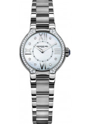 Raymond Weil Women's Noemia Mother Of Pearl Dial Diamond Watch 5927-STS-00995