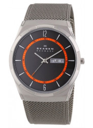 Skagen Men's Aktiv Stainless-Steel Quartz Watch