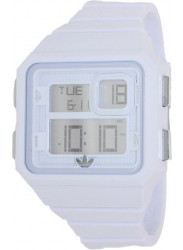 Adidas Men's Curitiba White Silicone Watch ADH2771