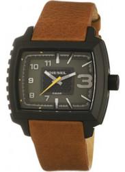 Diesel Men's Grey Dial Brown Leather DZ1349