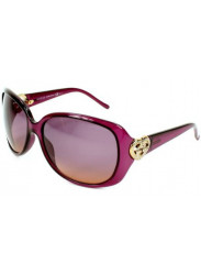 Gucci Women's Oversized Full Rim Violet Sunglasses GG 3548/S EAO/XF