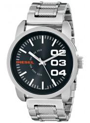 Diesel Men's Black Dial Stainless Steel Watch DZ1370