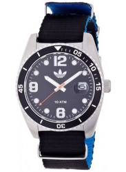 Adidas Men's Brisbane Black Polyester Strap Watch ADH2866