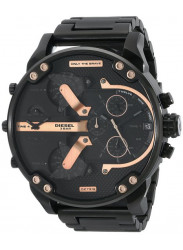 Diesel Men's DZ7312 Mr Daddy 2.0 Chronograph Black Steel Watch