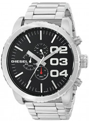 Diesel Men's Chronograph Black Dial Watch DZ4209