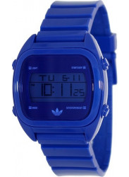Adidas Men's Sydney ADH2728 Blue Plastic Quartz Watch