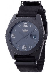 Adidas Men's Brisbane Black Polyester Watch ADH2864