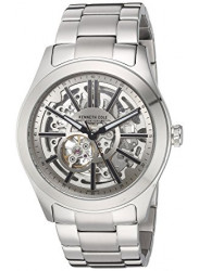 Kenneth Cole Men's New York Automatic Skeleton Dial Watch 10030815