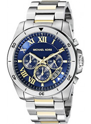 Michael Kors Men's Brecken Two Tone Watch MK8437