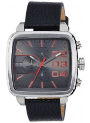 Diesel DZ4304 Square Double Down Chronograph Watch