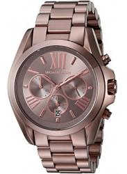 Michael Kors Unisex Bradshaw Chronograph Sable Dial Watch MK6247
