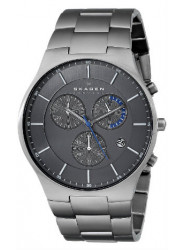 Skagen Men's Balder Titanium Quartz Watch