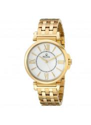Bulova Women's 97L133 Analog Display Analog Quartz Gold Watch