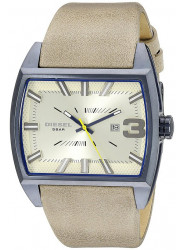 Diesel Men's DZ1703 Analog Display Analog Quartz Brown Watch