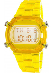Adidas Unisex Candy Chronograph Digital Dial Yellow Watch ADH6505