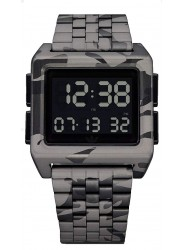 Adidas Men's Archive M1 Digital Camo Stainless Steel Watch Z01 819-00