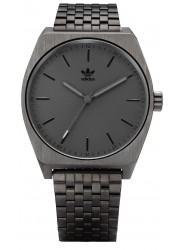 Adidas Men's Process M1 Gunmetal Dial Gunmetal Stainless Steel Watch Z02 680-00