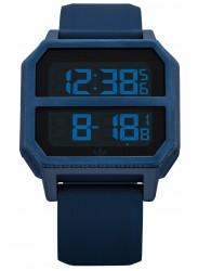 Adidas Men's Archive R2 Digital Navy Rubber Watch Z16 605-00