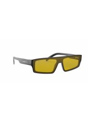 Arnette Syke Men's Yellow Rectangular Sunglasses AN4268 41/AN-34