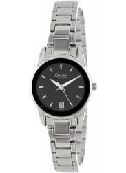 Bulova Caravelle Women's Black Dial Stainless Steel Watch 43M104