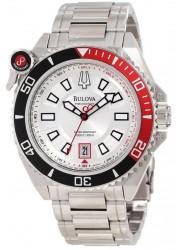 Bulova Men's 98B167 CATAMOUNT Stainless Steel Sporty Dress Watch