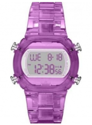 Adidas Unisex Candy Chronograph Digital Dial Purple Watch ADH6506