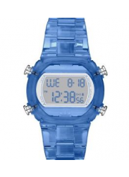 Adidas Unisex Candy Chronograph Digital Dial Blue Watch ADH6507