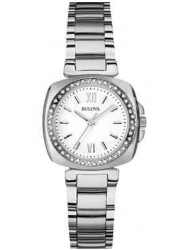 Bulova Women's Mother Of Pearl Watch 96W199