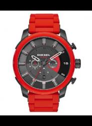 Diesel Men's Stronghold Chronograph Gunmetal dial Watch DZ4384