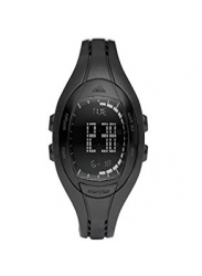 Adidas Women's Digital Dial Black Rubber Watch ADP3071