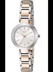 DKNY Women's Stanhope Two Tone Watch NY2402