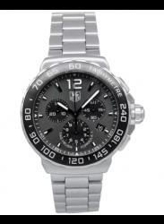 Tag Heuer Men's Formula 1 Grey Dial Watch CAU1115.BA0858