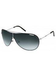 Carrera Unisex Aviator Full Rim Grey Sunglasses CARRERA 18 KYX/JJ