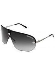 Carrera Unisex Aviator Half-Rim Grey Sunglasses CARRERA 37 6LB/9O