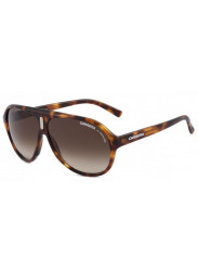 c3e1844e150 Carrera Unisex Aviator Full Rim Blonde Havana Sunglasses CARRERA 38 WDR SH